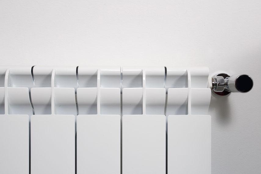 Kaldo Caloriferi In Alluminio Orizzontali Per Il Bagno