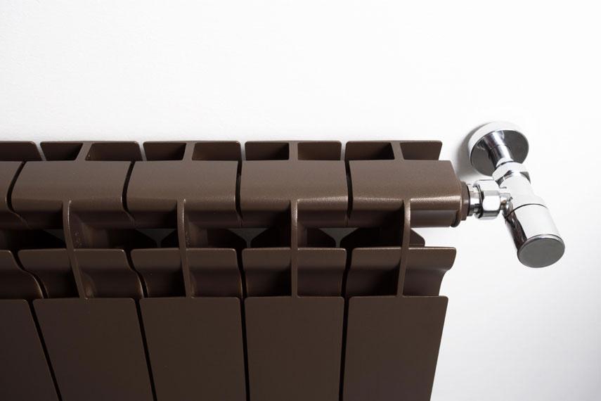 Kaldo caloriferi in alluminio orizzontali per il bagno radiatori 2000